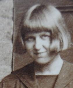 Dora Carrington at 20